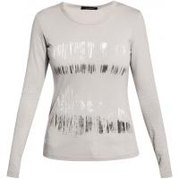 Monnari T-shirt z dyskretnym nadrukiem TSH2590