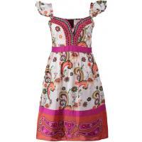 Rosalita Mc Gee TRIGO Sukienka letnia kolorowy RM421C00L-T11