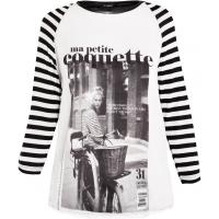 Monnari T-shirt w paryskim stylu TSH3900
