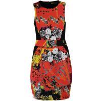 Versace Jeans Sukienka letnia pomarańczowy 1VJ21C00Z-H11
