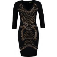 Versace Jeans Sukienka etui czarny 1VJ21C00N-Q11