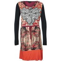 st-martins MEDITATION - Sukienka z dżerseju - czerwony ST921C03X-304