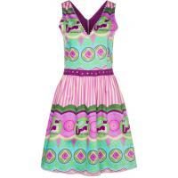 Rosalita Mc Gee CAMPOS Sukienka letnia kolorowy RM421C00J-T11