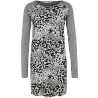 BOSS Orange DARUM Sukienka z dżerseju szary BO121C01W-B11