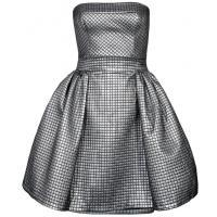 Brigitte Bardot Sukienka koktajlowa srebrny BB821C00R-104