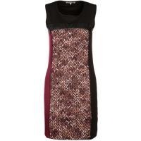 Anna Field Sukienka z dżerseju czarny AN621C0LK-Q11