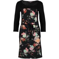 Anna Field Sukienka z dżerseju czarny AN621C0J9-Q11