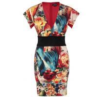 Just Cavalli Sukienka letnia bunt JU621C04B-T11
