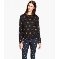 H&M Bluza z suwakiem 71627-B