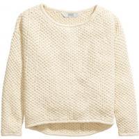 H&M Sweter o wzorzystym splocie 72448-A