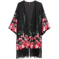 H&M Kimono z frędzlami 87470-A