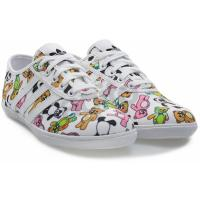 ADIDAS ORIGINALS Trampki by Jeremy Scott p-sole białe 805979