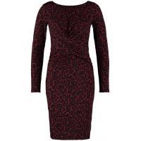 MICHAEL Michael Kors Sukienka z dżerseju red blaze MK121C03A-G11