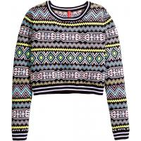 H&M Żakardowy sweter 56002-B