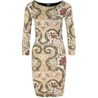 Just Cavalli Sukienka z dżerseju white JU621C03X-A11