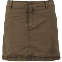 BOSS Orange BEKINI Spódnica mini dark beige BO121B01L-N11