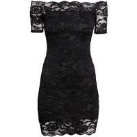H&M Koronkowa sukienka 0295034002 Czarny