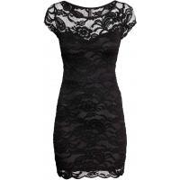 H&M Koronkowa sukienka 0289596005 Czarny