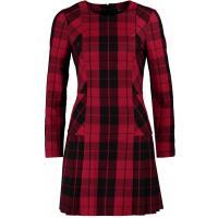 DKNY Sukienka letnia cardinal DK121C02E-G11