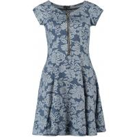 River Island Sukienka z dżerseju denim RI921C01L-K11