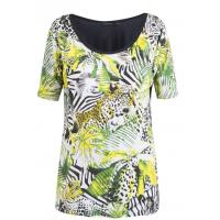 Monnari T-shirt z motywem safari TSH6320