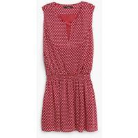 Mango Sukienka Patt -50-SUD033