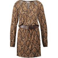 MICHAEL Michael Kors TOKARA Sukienka z dżerseju duffle MK121C04J-K11