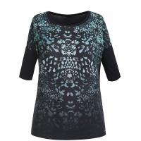 Monnari T-shirt w cieniowane cętki TSH5290