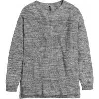 H&M Rib-knit jumper 0296041006 Dark grey