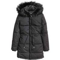 H&M Padded jacket 0322465003 Black