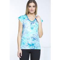 Monnari T-shirt z pastelowymi kwiatami TSH3950