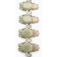 Stradivarius Bransoletka z matowych kryształków 3209/007