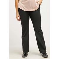 Zizzi Spodnie materiałowe black Z1721N00H