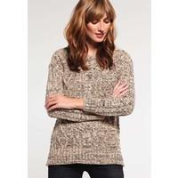 TWINTIP Sweter beige TW421IA0F