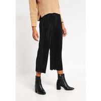 Topshop Spodnie materiałowe black TP721A07N