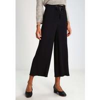Topshop Spodnie materiałowe black TP721A09E