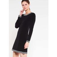 MICHAEL Michael Kors Sukienka z dżerseju black MK121C061