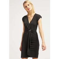 MICHAEL Michael Kors Sukienka z dżerseju black/silver MK121C04W