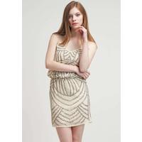 Lace & Beads MAPLE JEMMA Sukienka koktajlowa beige LS721C00T