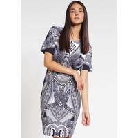 Just Cavalli Sukienka z dżerseju black JU621C05K