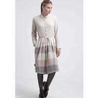 Free People Sukienka koszulowa beige FP021C018