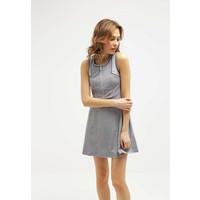 Calvin Klein Jeans ROZALI Sukienka z dżerseju grey C1821C011
