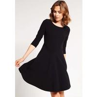 BOSS Orange DIPLEAT Sukienka z dżerseju black BO121C030