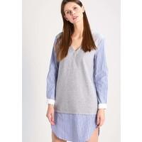 Sisley Sukienka letnia blue 7SI21C05Z