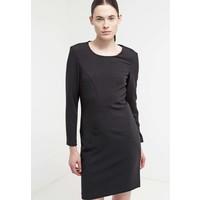Sisley Sukienka etui black 7SI21C051