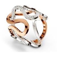 Tchibo Srebrny pierścionek z cyrkoniami 400079440