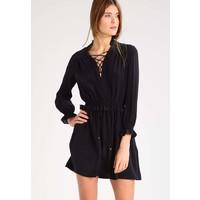 Just Cavalli Sukienka letnia black JU621C06G