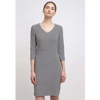Sisley Sukienka letnia black 7SI21C04Y
