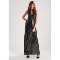 Anna Field LINDSAY Długa sukienka silver/black AN621CAAZ
