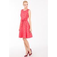 Monnari Letnia sukienka w kwiaty SUKPOL0-17W-DRE2040-K005D500-R36